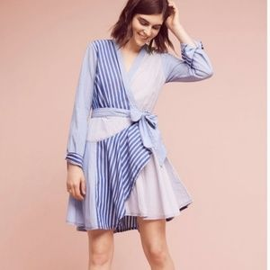 Maeve Newport Wrap Dress